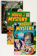 Silver Age (1956-1969):Horror, House of Mystery/House of Secrets Group (DC, 1955-70) Condition:Average FN.... (Total: 8 Comic Books)