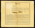 Miscellaneous:Other, The American Society for Encouraging the Settlement of the OregonTerritory $20 Emigrant Bond . ...