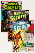 Silver Age (1956-1969):Mystery, House of Secrets Group (DC, 1957-74) Condition: Average GD/VG....(Total: 24 Comic Books)