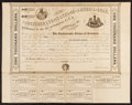 Confederate Notes:Group Lots, Counterfeit Ball Fantasy Cr. XXI Bond $1000 1863 Very Fine.. ...
