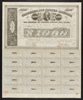 Confederate Notes:Group Lots, Ball 280 Cr. 138 $1000 1863 Bond Very Fine.. ...