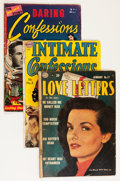 Golden Age (1938-1955):Romance, Comic Books - Assorted Golden Age Romance Comics Group (VariousPublishers, 1950s) Condition: Average GD.... (Total: 30 ComicBooks)