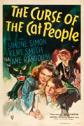 """Movie Posters:Horror, The Curse of the Cat People (RKO, 1944). One Sheet (27"""" X 41"""")....."""