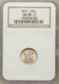 Barber Dimes: , 1915 10C MS65 NGC. NGC Census: (42/8). PCGS Population (47/11).Mintage: 5,620,450. Numismedia Wsl. Price for problem free ...