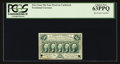 Fractional Currency:First Issue, 50¢ First Issue Cardstock Proof PCGS Choice New 63PPQ.. ...
