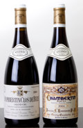 Red Burgundy, Chambertin. A. Rousseau. 2004 Bottle (1). 2004 Clos deBeze Bottle (1). ... (Total: 2 Btls. )