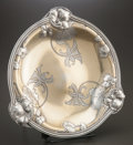 Silver Holloware, French:Holloware, A MAISON CARDEILHAC FRENCH SILVER AND SILVER GILT DISH. MaisonCardeilhac, Paris, France, circa 1895. Design Attributed to L...