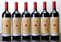 Masseto 1997 Tenuta dell' Ornellaia 1bsl, 1lwasl, 1wasl, owc Bottle (6)