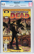 Modern Age (1980-Present):Horror, Walking Dead #1 (Image, 2003) CGC NM/MT 9.8 White pages....