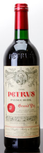 Red Bordeaux, Chateau Petrus 1996 . Pomerol. lbsl. Bottle (1). ... (Total: 1 Btl. )