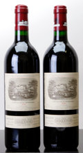 Red Bordeaux, Chateau Lafite Rothschild 1995 . Pauillac. 1lbsl, 2spc.Bottle (2). ... (Total: 2 Btls. )