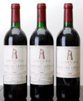 Red Bordeaux, Chateau Latour. Pauillac. 1990 ts, lscl Bottle (2). 1995lbsl Bottle (1). ... (Total: 3 Btls. )