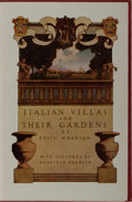 Books:Literature 1900-up, Maxfield Parrish, et al. [illustrators]. Edith Wharton. ItalianVillas and Their Gardens. Collected from issues of TheCen...