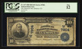 National Bank Notes:Colorado, Alamosa, CO - $10 1902 Date Back Fr. 617 The American NB Ch. #(W)7904. ...
