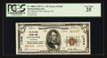 National Bank Notes:Colorado, Littleton, CO - $5 1929 Ty. 2 The Littleton NB Ch. # 11949. ...