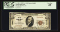 National Bank Notes:Colorado, Otis, CO - $10 1929 Ty. 1 The First NB Ch. # 10852. ...