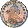 Early Half Dollars, 1807 50C Draped Bust MS64 PCGS. O-110, R.1....