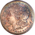 Morgan Dollars, 1893-CC $1 MS64 PCGS....