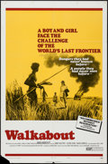 "Movie Posters:Adventure, Walkabout (20th Century Fox, 1971). One Sheet (27"" X 41"") Style B.Adventure.. ..."