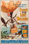 "Movie Posters:Adventure, Flight of the Lost Balloon & Others Lot (Woolner Brothers,1961). Posters (20) (40"" X 60""). Adventure.. ... (Total: 20 Item)"