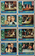 "Movie Posters:Science Fiction, Attack of the Puppet People (American International, 1958). LobbyCard Set of 8 (11"" X 14""). Science Fiction.. ... (Total: 8 Items)"