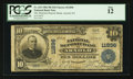 National Bank Notes:Pennsylvania, Arnold, PA - $10 1902 Plain Back Fr. 633 The National Deposit BankCh. # 11896. ...
