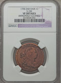 Large Cents, 1798 1C Second Hair Style -- Improperly Cleaned -- NGC Details. VF.S-184. NGC Census: (4/76). PCGS Population (29/189). ...