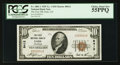 National Bank Notes:Colorado, Eads, CO - $10 1929 Ty. 1 The First NB Ch. # 8412. ...
