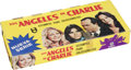 "Non-Sport Cards:Sets, 1977 Charles Angeles ""Los Angeles De Charlie"" Wax Box - StillFactory Unopened. ..."
