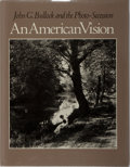 Books:Photography, [Photography]. Tom Beck. An American Vision: John G. Bullock and the Photo-Secession. Aperture, 1989. Publisher's cl...