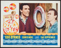 "Movie Posters:Rock and Roll, Beach Ball (Paramount, 1965). Lobby Card (11"" X 14""). Rock andRoll.. ..."
