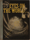 Books:Photography, [Photography]. Eyes on the World. Simon and Schuster, 1935. First edition, first printing. Publisher's pictorial...