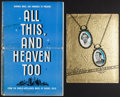 "Movie Posters:Drama, All This, and Heaven Too (Warner Brothers, 1940). Uncut Pressbook (38 Pages, 11"" X 17"") & Program (20 Pages, 9.5"" X 12.5""). ... (Total: 2 Items)"