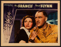 "Movie Posters:Drama, Another Dawn (Warner Brothers, 1937). Lobby Card (11"" X 14"").Drama.. ..."