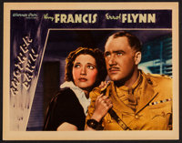 "Another Dawn (Warner Brothers, 1937). Lobby Card (11"" X 14""). Drama"
