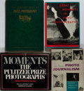 Books:Photography, [Photography]. Group of Four Books Related to Photo-Journalism. Various editions and publishers, 1950-1982. Good or better c... (Total: 4 Items)