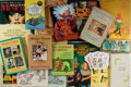 Books:Children's Books, [Children's Books] Large Group of Mainly Wizard of Oz and MotherGoose Related Books and Related Ephemera. Various publisher...