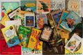 Books:Children's Books, [L. Frank Baum, et al.] Large Group of Mainly Oz Related Books andEphemera. Various publishers, various dates, various form...(Total: 37 Items)