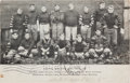 Football Collectibles:Others, 1906 Canton Bulldogs Original Photograph Postcard - Early Pro Football Betting Scandal....