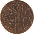Basketball Collectibles:Others, 1956 Gilbert Ford United States Basketball Olympics Participation Medal....