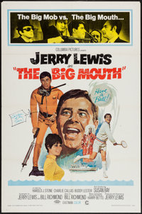 """The Big Mouth (Columbia, 1967). One Sheet (27"""" X 41""""). Comedy"""