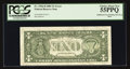 Fr. 1926-H $1 2001 Federal Reserve Note. PCGS Choice About New 55PPQ