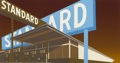 Post-War & Contemporary:Pop, ED RUSCHA (American, b. 1937). Double Standard, 1969. Colorscreenprint. Image size: 19-1/2 x 36-7/8 inches (49.5 x 93.7...
