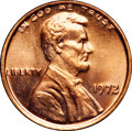 Lincoln Cents, 1972 1C Doubled Die Obverse MS65 Red NGC. CAC. FS-101....