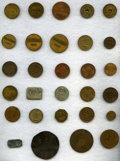 Dominican Republic, Dominican Republic: Tokens 110 from Fincas & Enterprises,...(Total: 110 tokens)