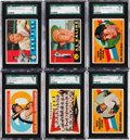 Baseball Cards:Sets, 1960 Topps Baseball Set (558/572). ...