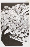 Original Comic Art:Splash Pages, Randy Green and Rick Ketcham Wildstorm Universe '97 #2Original Art (Marvel, 1997)....