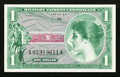 Military Payment Certificates:Series 651, Series 651 $1 Very Choice New.. ...