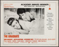 """Movie Posters:Comedy, The Graduate (Embassy, R-1972). Half Sheet (22"""" X 28""""). Comedy.. ..."""