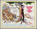 "Movie Posters:Adventure, Mrs. Pollifax -- Spy (United Artists, 1971). Half Sheet (22"" X28""). Adventure.. ..."